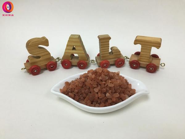 天然玫瑰沐浴鹽
