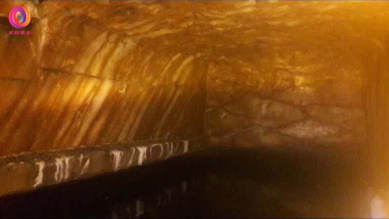 蓋婭鹽晶-礦區實況