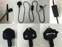鹽燈(鹽晶燈)專用高品質電線(第二代)